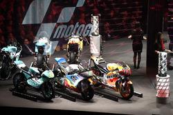 Bikes der Motorrad-Weltmeister 2017