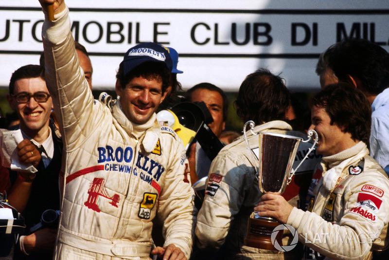 1979: Jody Scheckter y Gilles Villeneuve