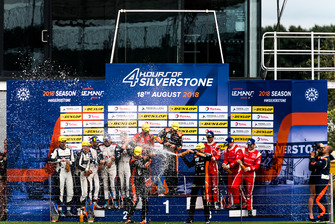 Podium atmosphere