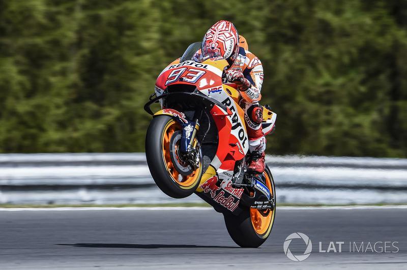MotoGP Ceko: Marc Marquez, Repsol Honda Team