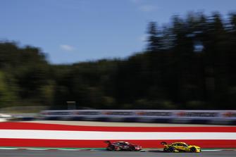 Timo Glock, BMW Team RMG, BMW M4 DTM, Edoardo Mortara, Mercedes-AMG Team HWA, Mercedes-AMG C63 DTM