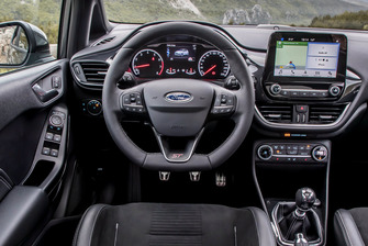Nuova Ford Fiesta ST