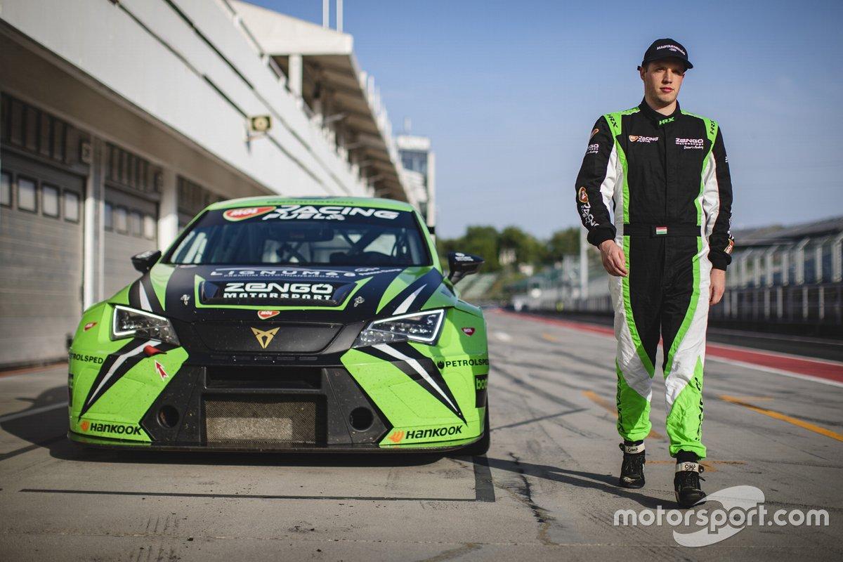Zengo Motorsport announcement