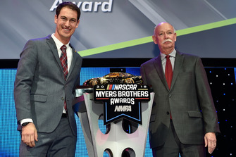 Goodyear NASCAR Series Champion Award: Joey Logano, Team Penske