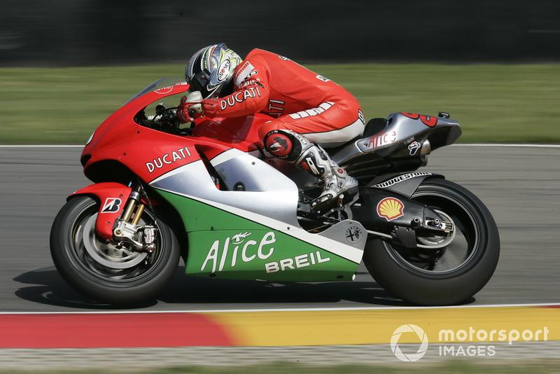 Loris Capirossi, Ducati - Italian GP 2006