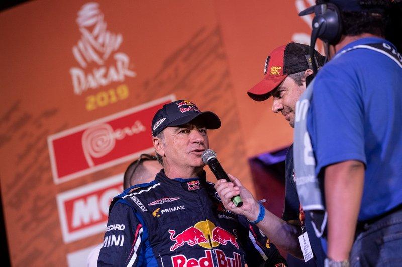 #300 X-Raid Mini JCW Team: Carlos Sainz