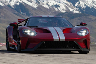 2017 Ford GT first drive