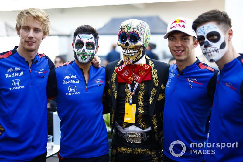 Brendon Hartley, Toro Rosso, Pierre Gasly, Toro Rosso
