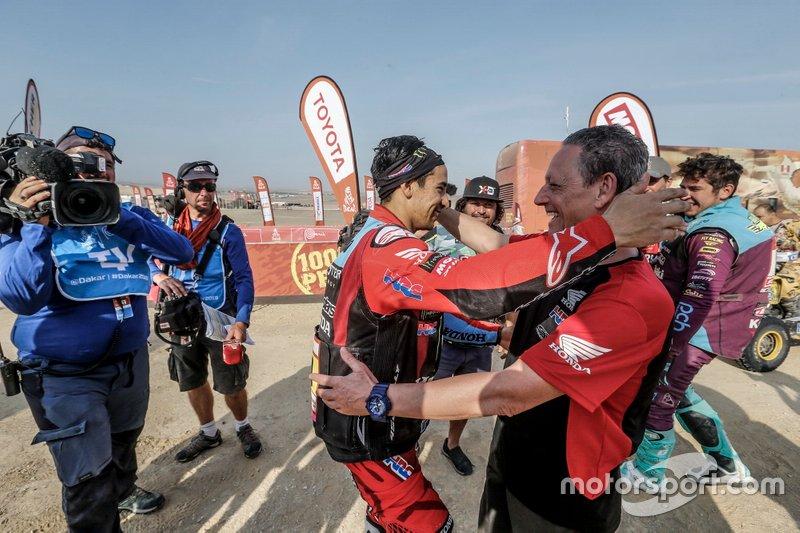 7. #10 Monster Energy Honda Team: Хосе Ігнасіо Корнехо Флорімо