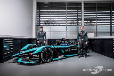 Presentazione Jaguar Racing