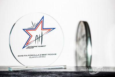 Anthoine Hubert Award unveil