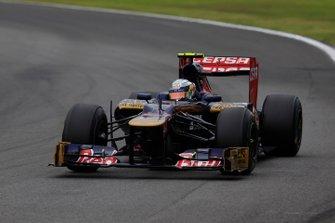 Jean-Eric Vergne, Toro Rosso STR7 Ferrari