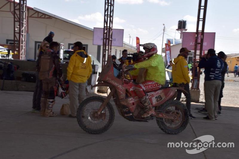 #29 Himoinsa Racing Team: Даніель Оліверас Каррерас