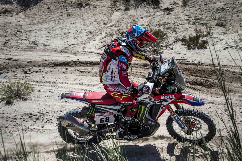 #68 Monster Energy Honda Team: Хосе Ігнасіо Корнехо Флорімо