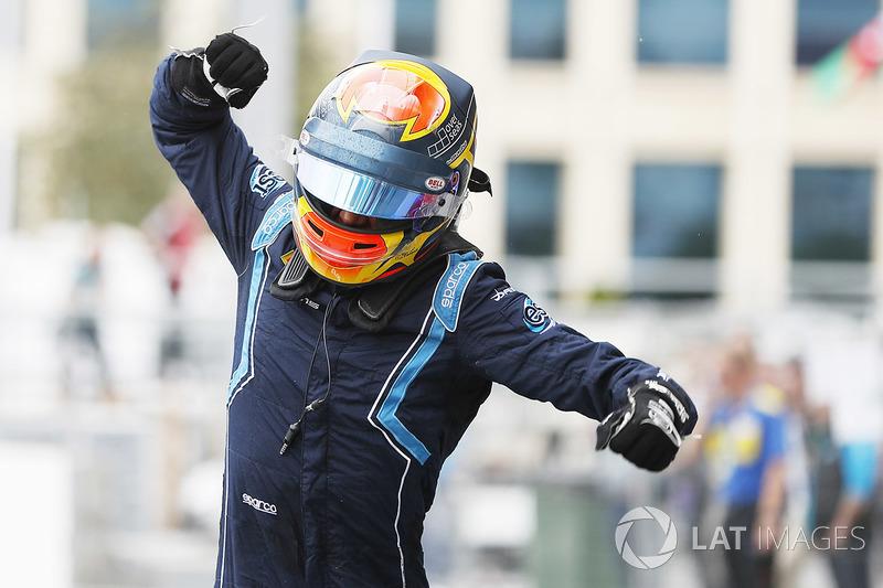 Sterk tweede seizoen in FIA F2