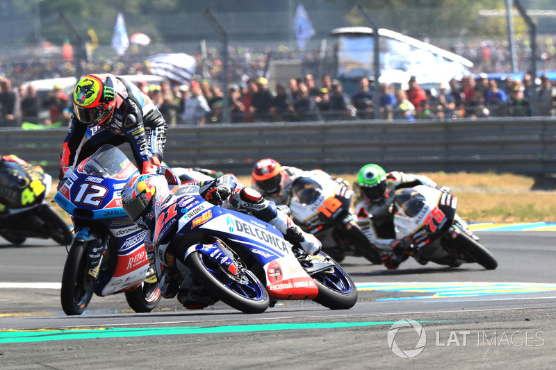 4. Albert Arenas in de Grand Prix van Frankrijk