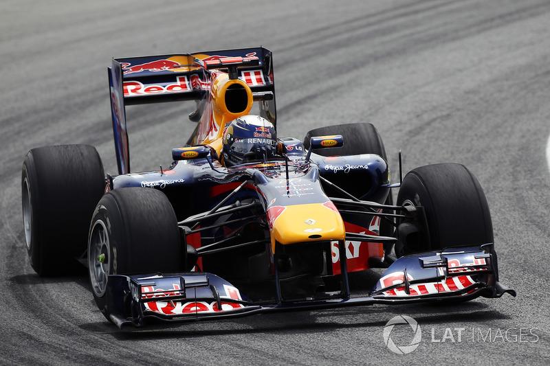 8. Red Bull RB6 - 2010