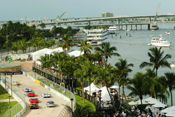 Scenic of Miami and Biscayne Bay