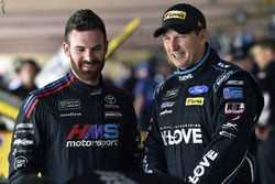 Michael McDowell, Front Row Motorsports, Ford Fusion Dockside Logistics