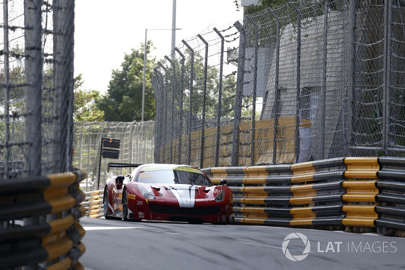Феликс Розенквист, Scuderia Corsa, Ferrari 488 GT3
