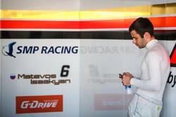 Матевос Исаакян, SMP Racing by AVF