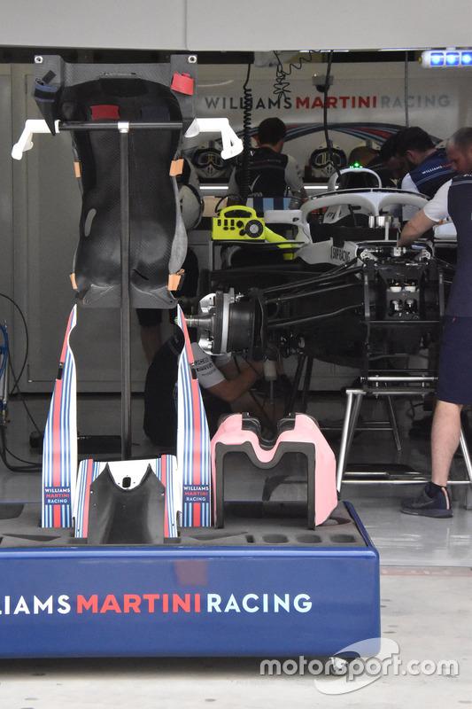 Williams FW41 Mercedes
