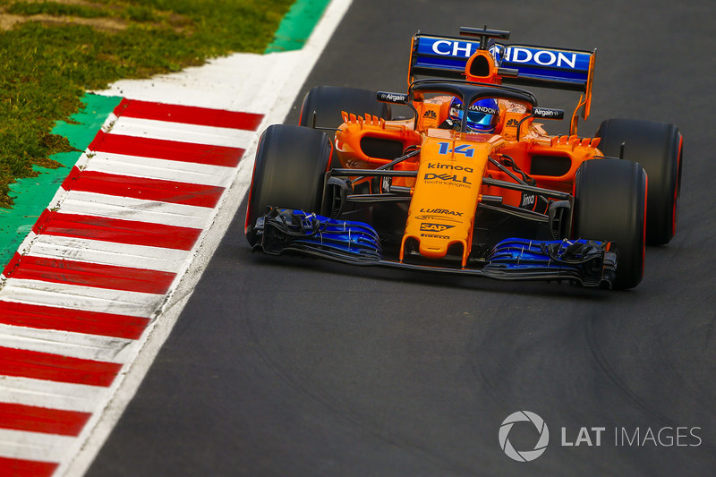 2e : McLaren MCL33