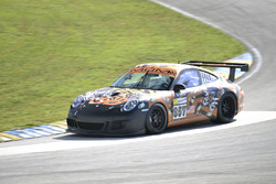 #357 MP1B Porsche GT3 Cup: Guillermo Fernandez of MGM Motorsports