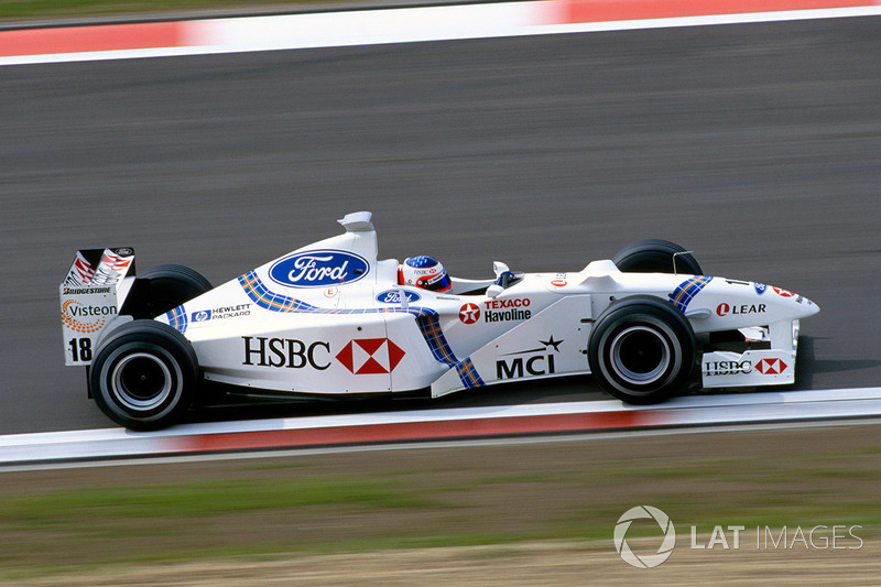 Рубенс Баррикелло, Stewart GP (4 очка)