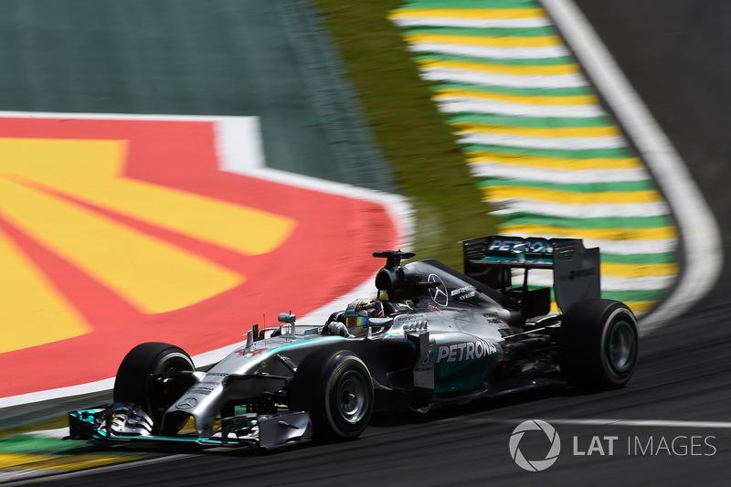 2014: Mercedes F1 W05 Hybrid (16 побед, титул в КК)