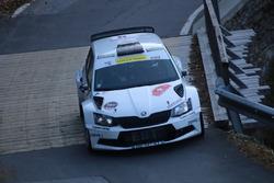 Nicolas Althaus, Alain Ioset, Skoda Fabia R5, Lugano Racing Team