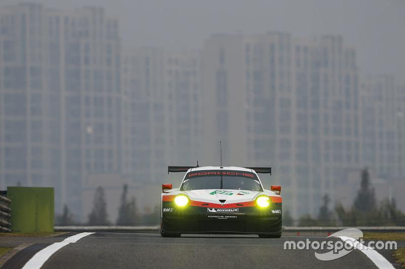 2. GTE-Pro: #91 Porsche GT Team, Porsche 911 RSR