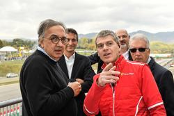 Sergio Marchionne, CEO de FIAT