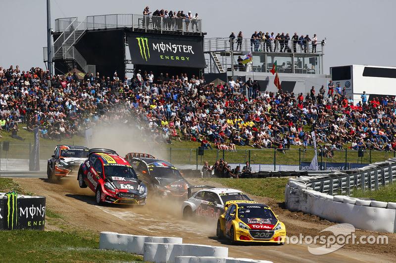 Кевин Хансен, Peugeot 208 WRX, Team Peugeot Total
