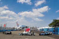 Tom Dillmann, Venturi Formula E, Nelson Piquet Jr., Jaguar Racing, Nicolas Prost, Renault e.Dams