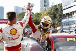 Yarış galibi Alexandre Prémat, Scott McLaughlin, DJR Team Penske