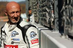 #23 Panis Barthez Competition, Ligier JSP217 - Gibson: Fabien Barthez