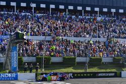 Yarış galibi Kyle Busch, Joe Gibbs Racing, Toyota Camry M&M's Caramel