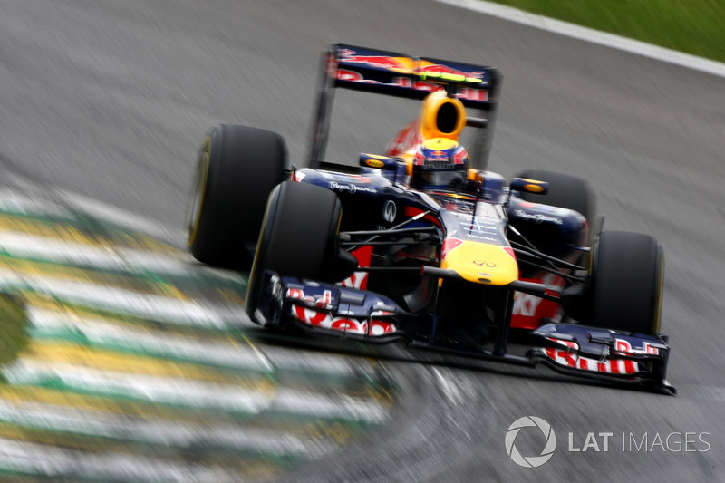 2011: Mark Webber, Red Bull-Renault RB7