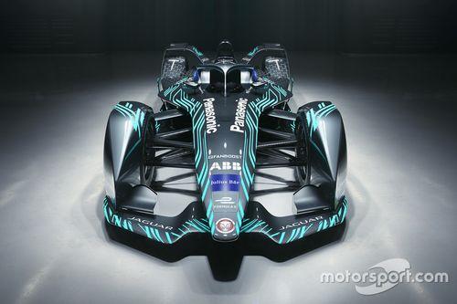 Jaguar Racing unveil
