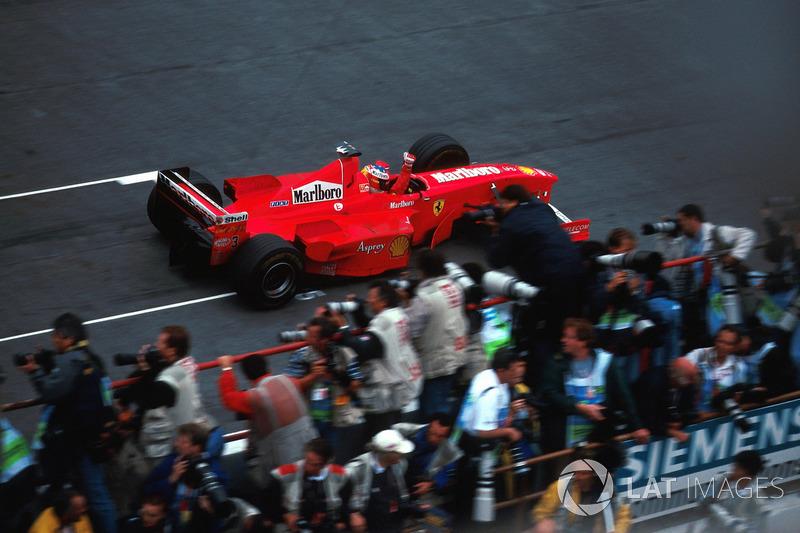 جائزة الأرجنتين الكبرى 1998