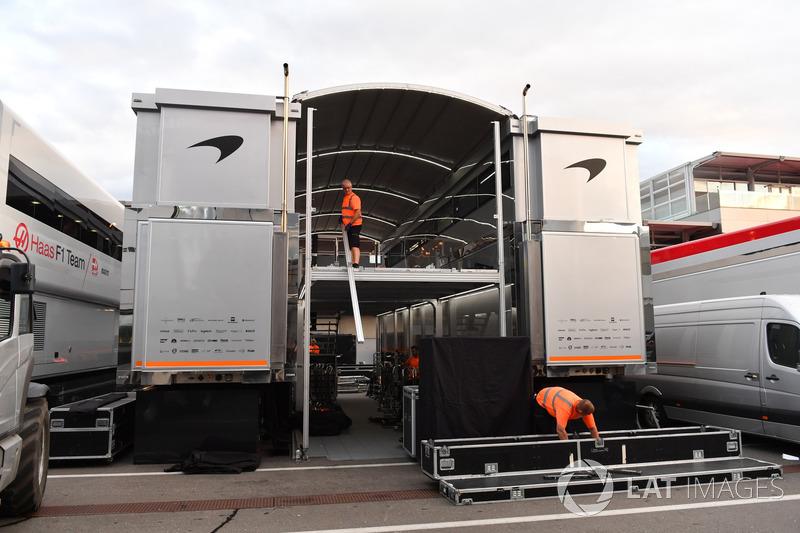 Motrohome McLaren