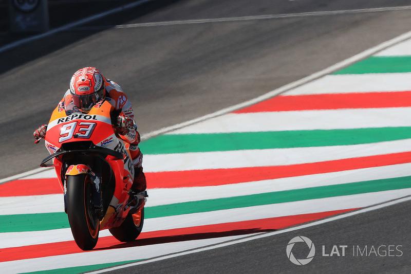Гран Прі Італії: 16-те місце