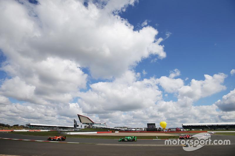 Roman Rusinov, Nathanael Berthon, Rene Rast, #26 G-Drive Racing Oreca 05 Nissan