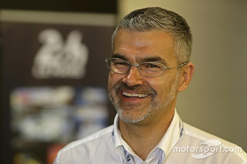 Dieter Gass, jefe de  DTM en Audi Sport