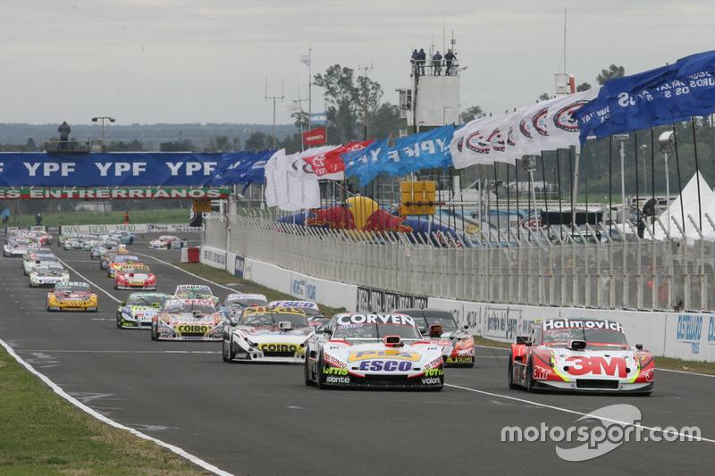 Mariano Werner, Werner Competicion Ford, Juan Marcos Angelini, UR Racing Dodge, Mauricio Lambiris, C