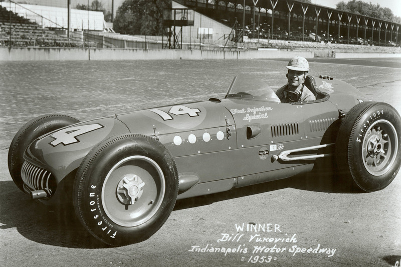 Bill Vukovich (1953 und 1954)