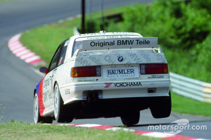 Altfrid Heger, BMW M3 E30