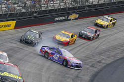 Unfall: Kyle Larson, Chip Ganassi Racing, Chevrolet