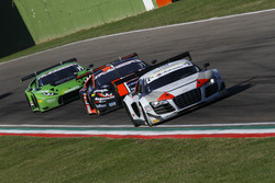 #58 Audi R8LMS-GT3, Audi Sport Italia: Zonzini-Russo